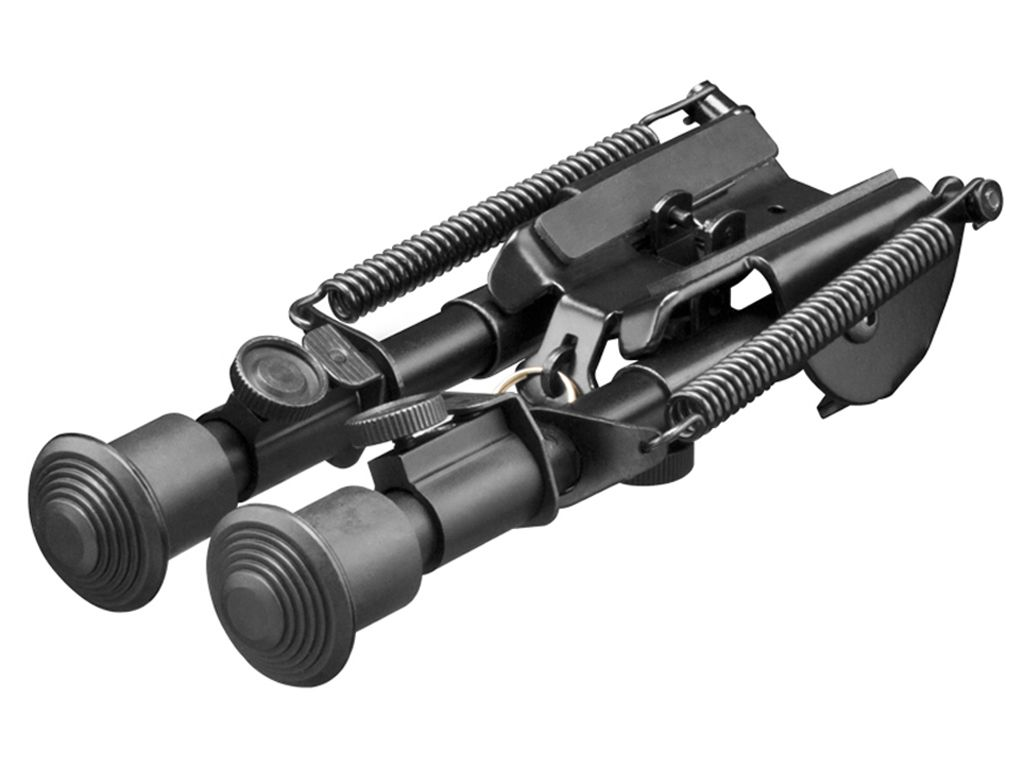 H. Style Spring Tension Aluminum Bipod