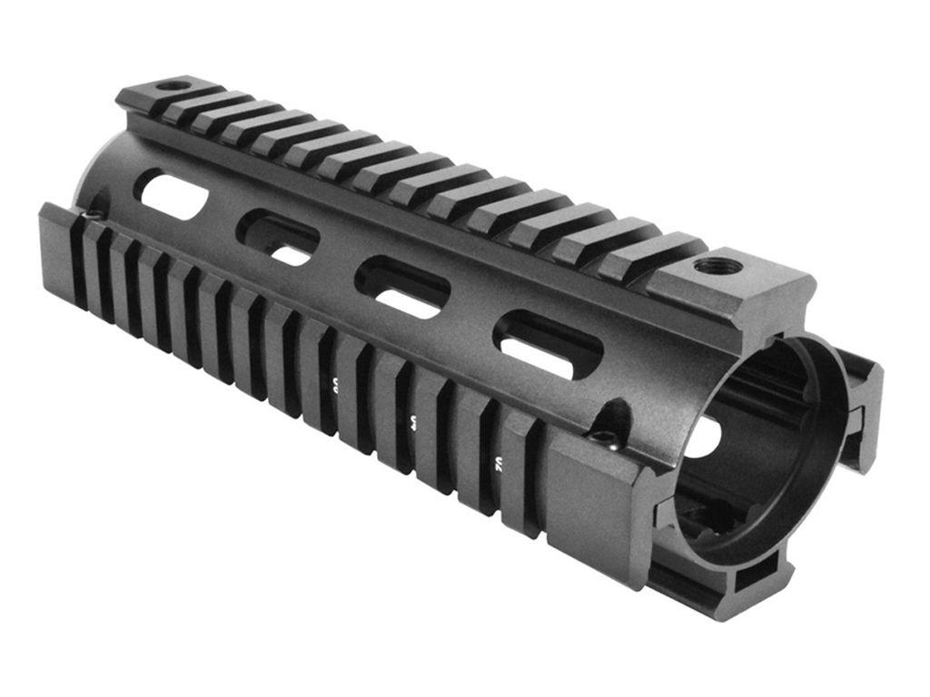 M4 Carbine Quad Rail Handguard