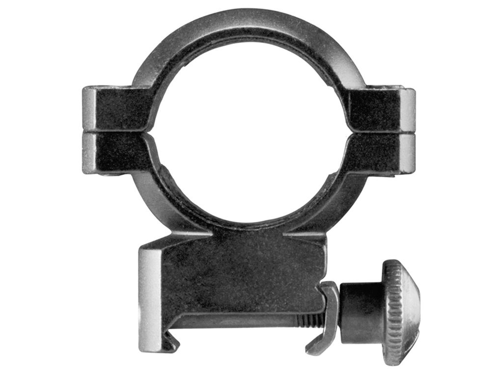 1 Inch Weaver Black Anodized Two Screws Type Ring