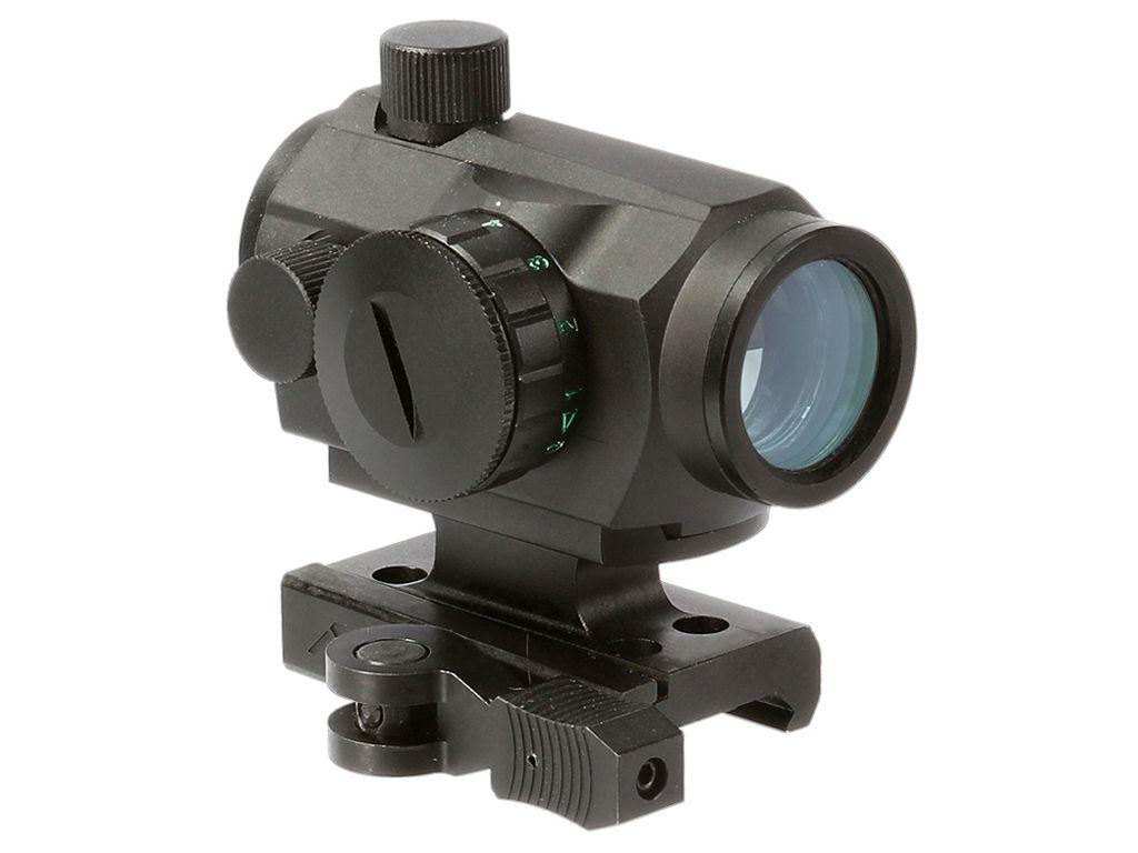 1x20 Dual-Illuminated Eye Relief Micro Dot Co-Witness Riser