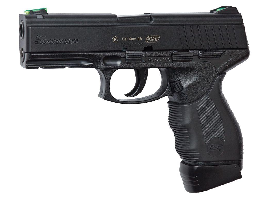 ASG Sport 106 CO2 NBB Airsoft Pistol