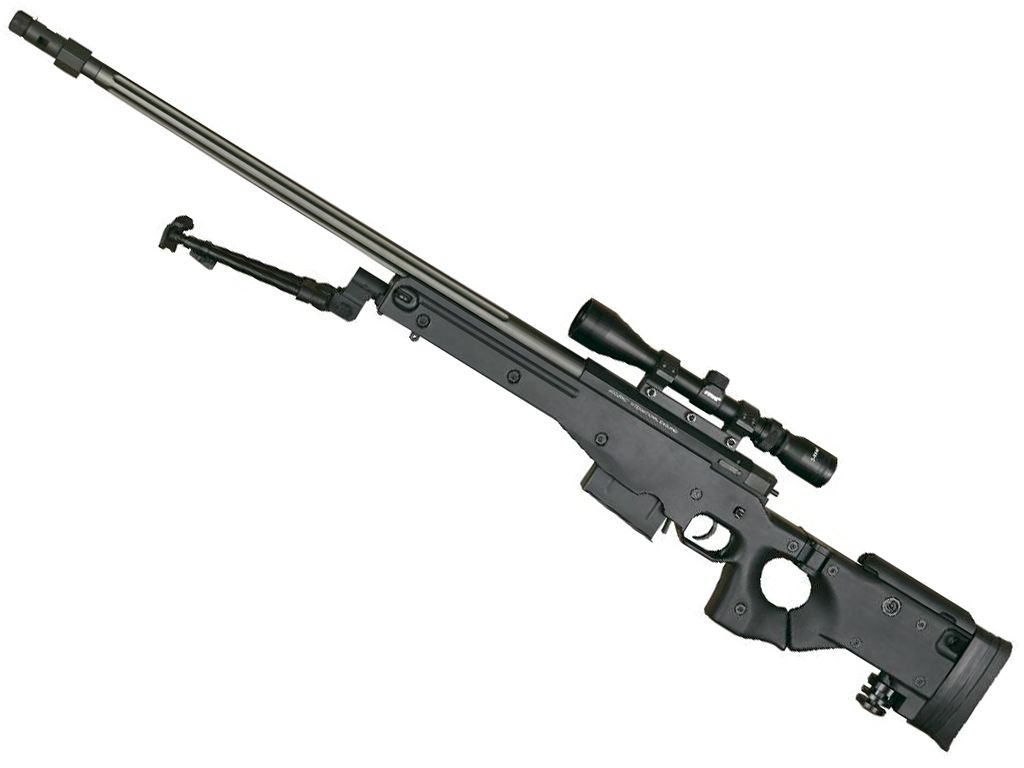 Accuracy International AW .338 Airsoft Sniper Rifle