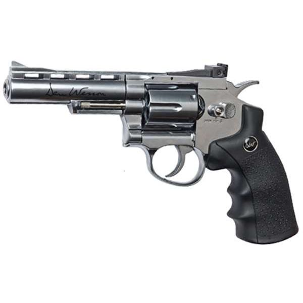 ASG Dan Wesson MB-S 4 Inch CO2 Airsoft Revolver