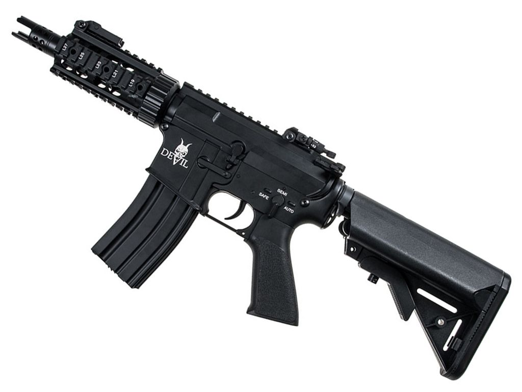 ASG DEVIL M15 Series AEG NBB Airsoft Rifle