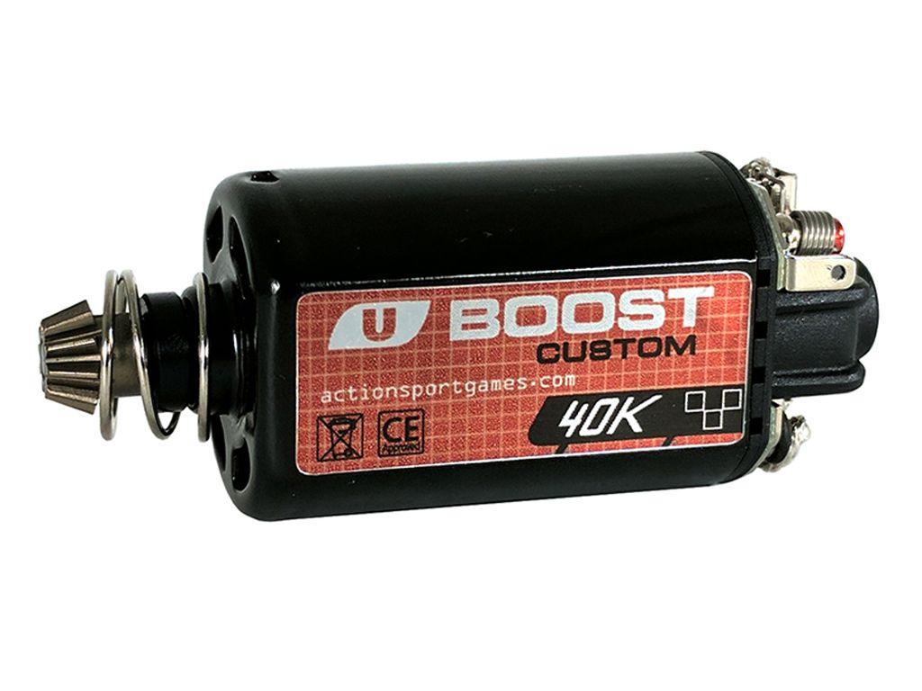 Ultimate Upgrade Airsoft Motor Boost 40K