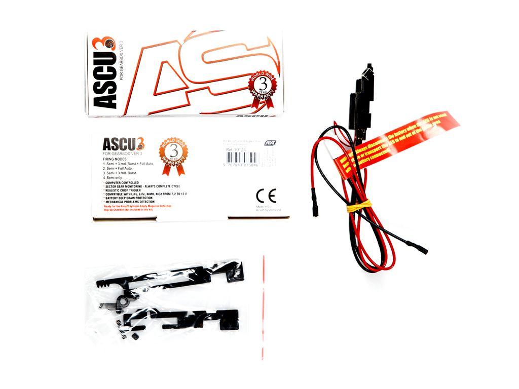 ASCU Control Unit For 5th Gen Gearbox Version 3