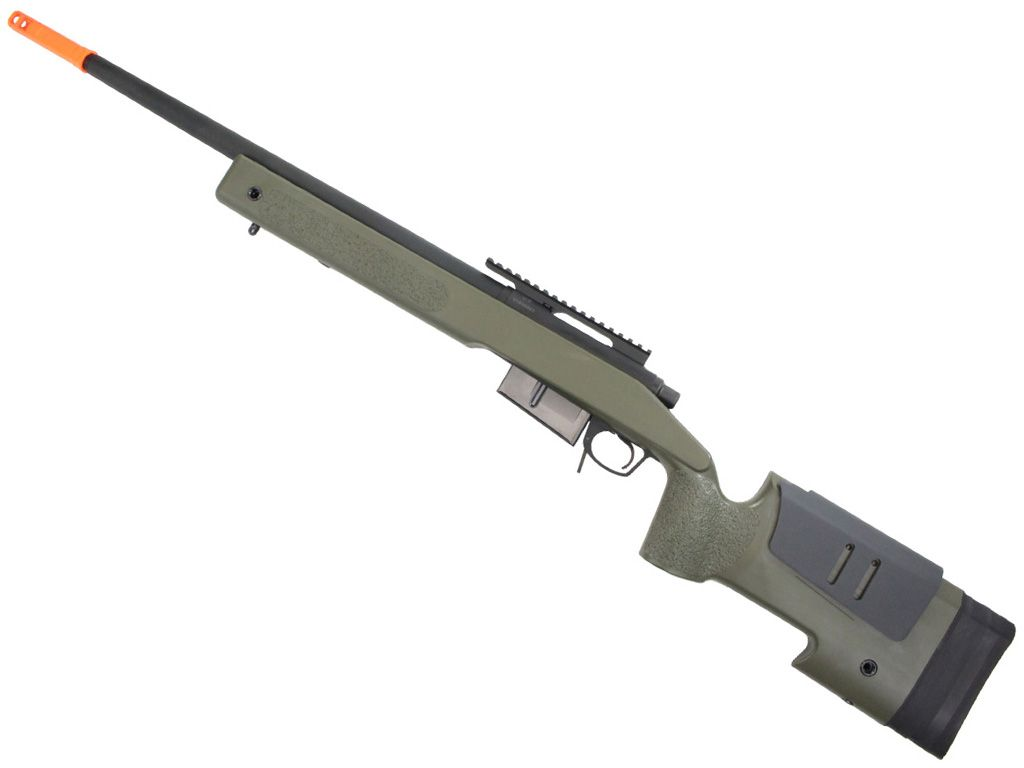 ASG Licensed McMillan M40A5 GNB Airsoft Rifle