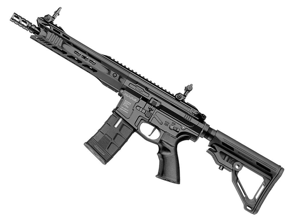 ICS CXP-MARS SBR SSS Blowback Airsoft Rifle - 6mm