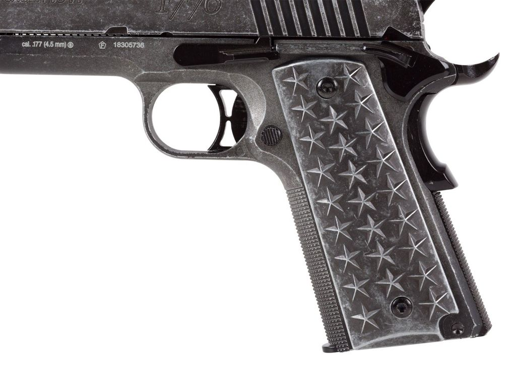 Sig Sauer 1911 We The People CO2 Blowback Steel BB Pistol