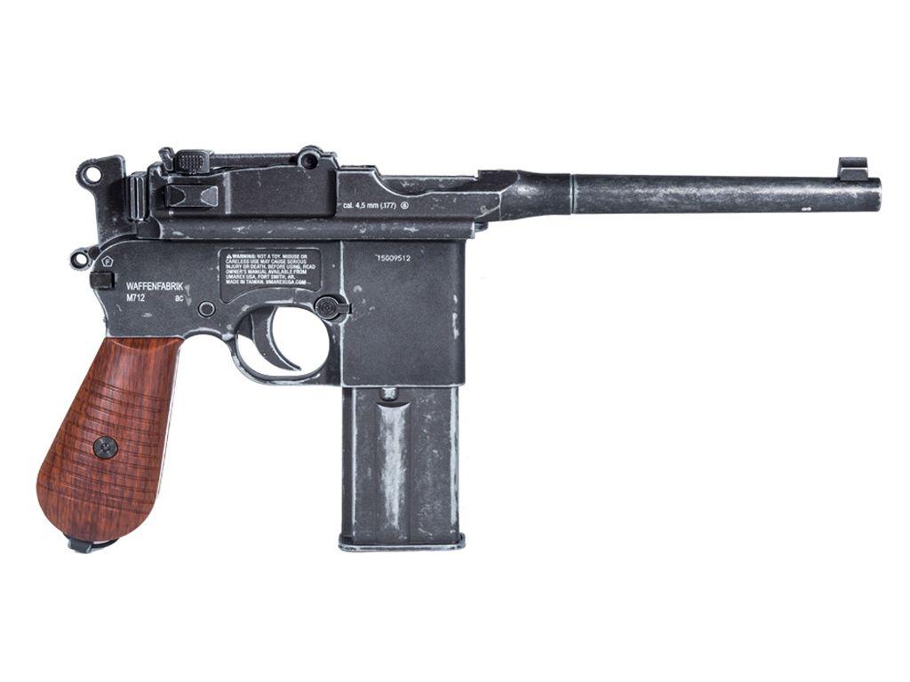 Umarex WWII Edition M712 CO2 Blowback Steel BB Pistol