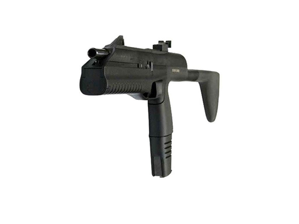 Baikal Drozd Steel BB Machine Gun