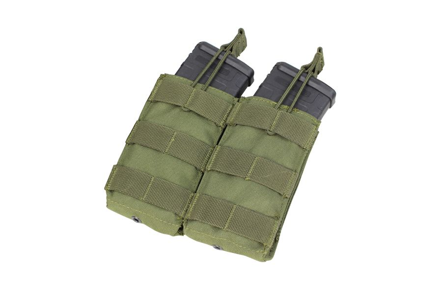 Condor Double M4-M16 Open Top Mag Pouch
