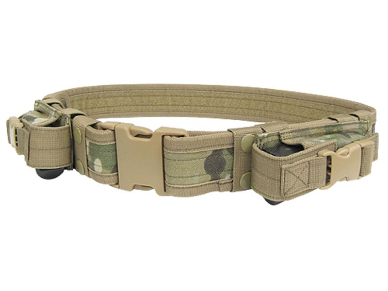 Condor 4x Adjustable Tactical Belt