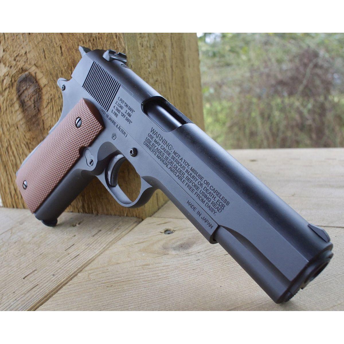 Cheap daisy winchester model 11 blowback bb pistol replicaairguns ca