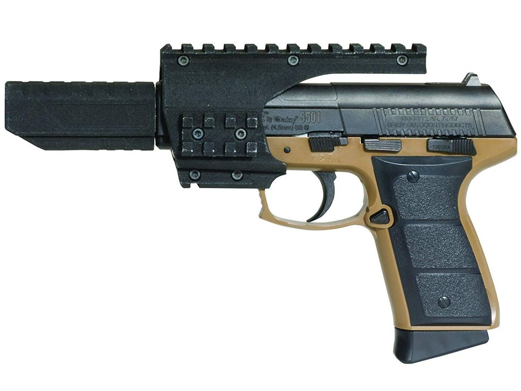 Daisy 5502 CO2 Blowback Steel BB Pistol