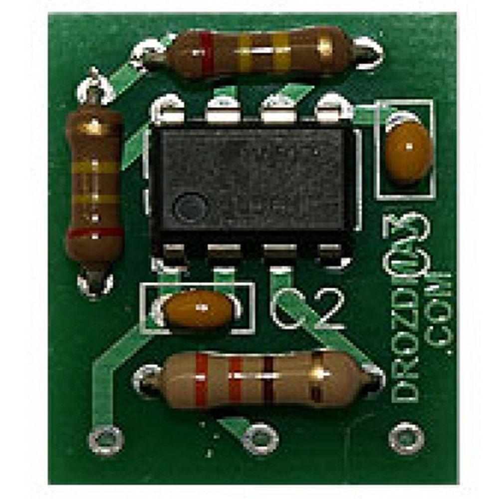 Drozd DMAX Mod Board