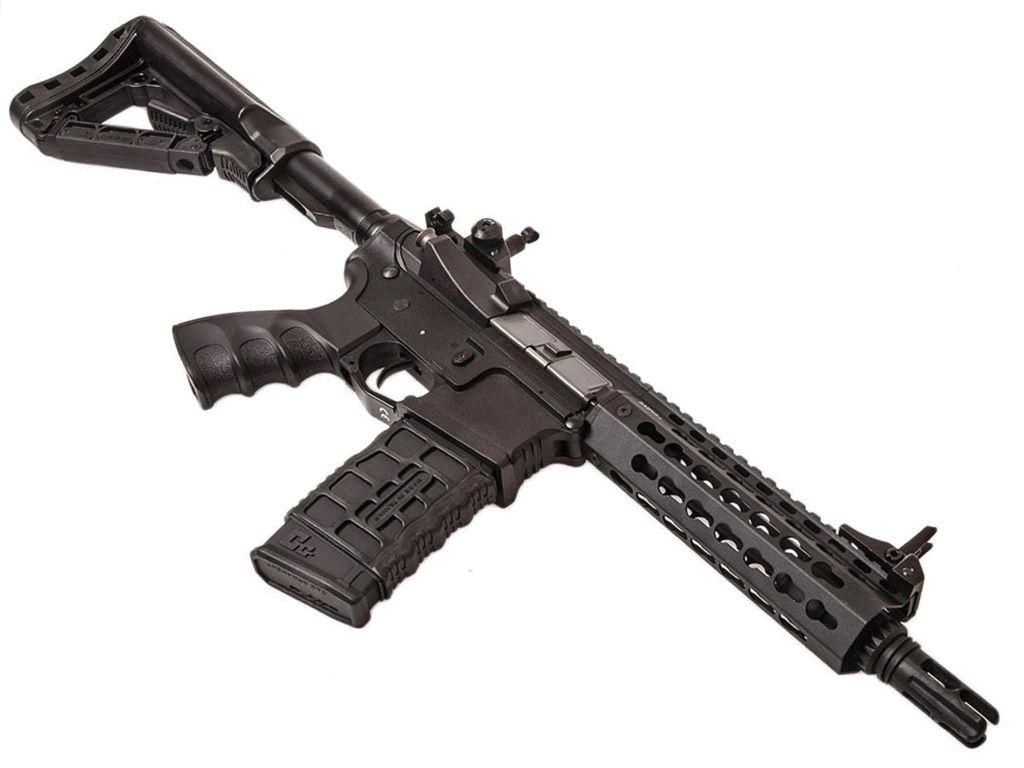 G&G CM16 SRS AEG NBB Airsoft Rifle