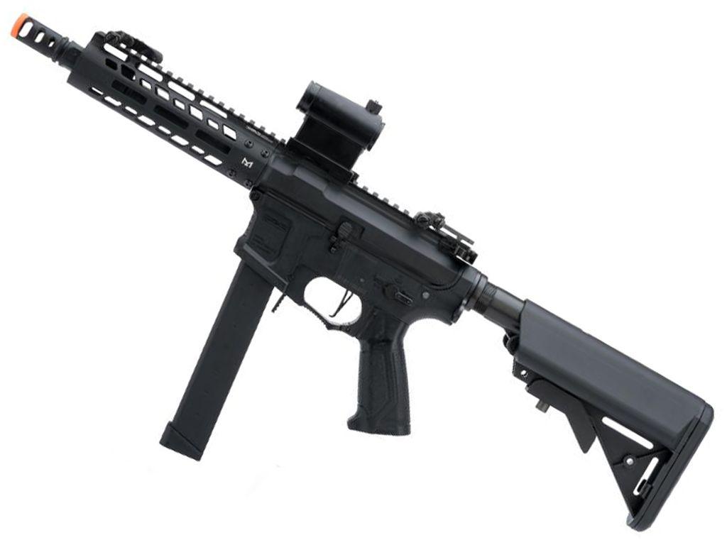 G&G CM16 PCC9 CQB Carbine AEG NBB Airsoft Rifle