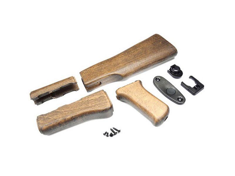 G&G RK47 Wood Stock Set