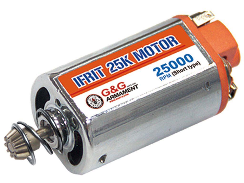G&G Axis 25K Orange 25000rpm Ifrit Motor