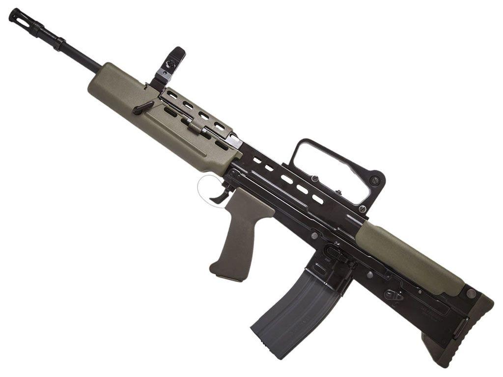 G&G L85 A2 Bullpup AEG Airsoft Rifle