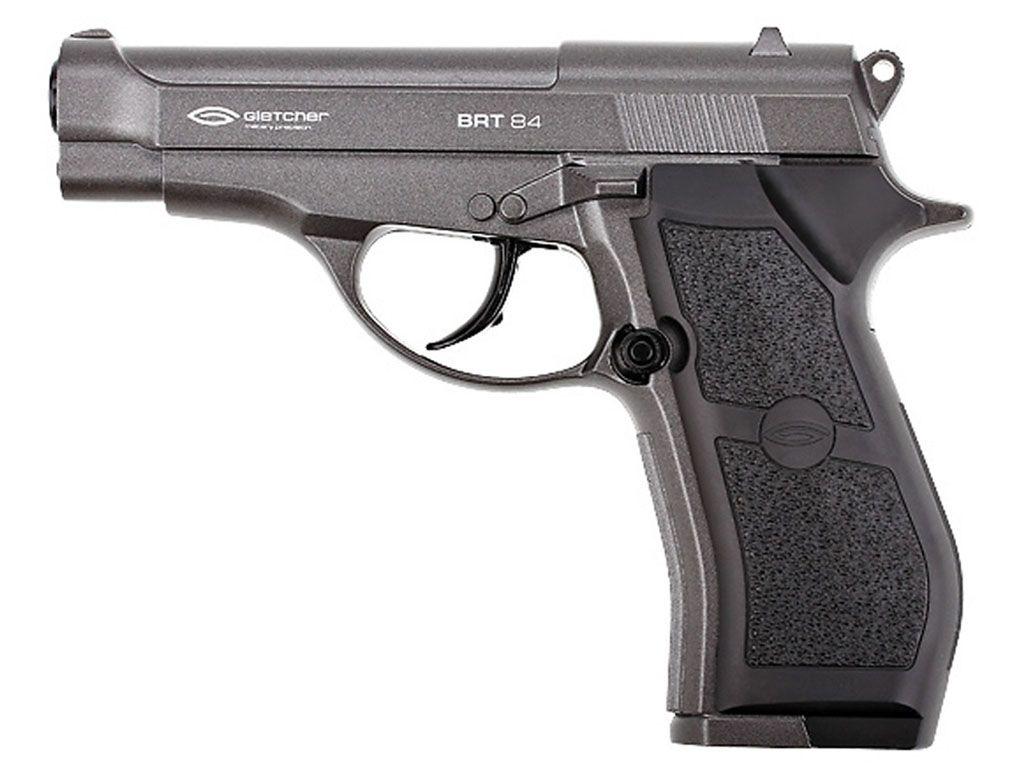 Gletcher BRT 84 CO2 NBB Steel BB Pistol