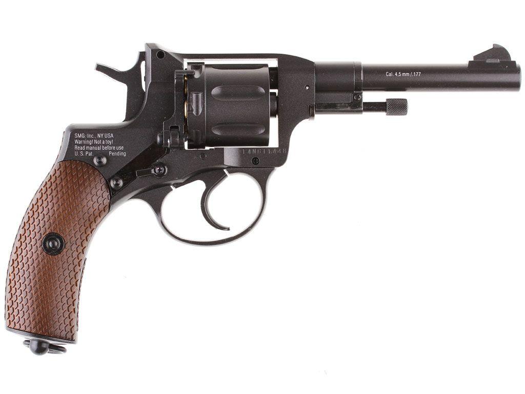 Gletcher steel bb metal 177 caliber air revolver replicaairguns ca