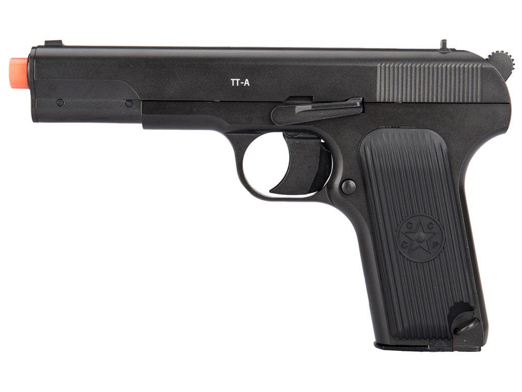 Gletcher  TT-A CO2 Blowback Airsoft Pistol