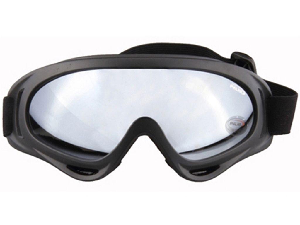 Tactical Airsoft Goggles - Black