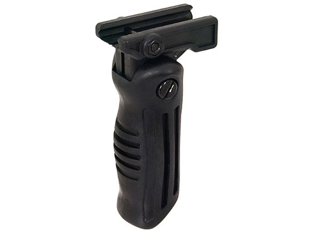 Airsoft 20mm Black Tactical Flip Up Fore Grip