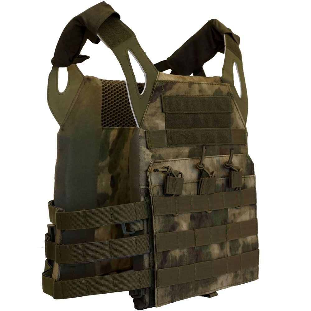Discover the Plate Carrier Combat Vest now in our online