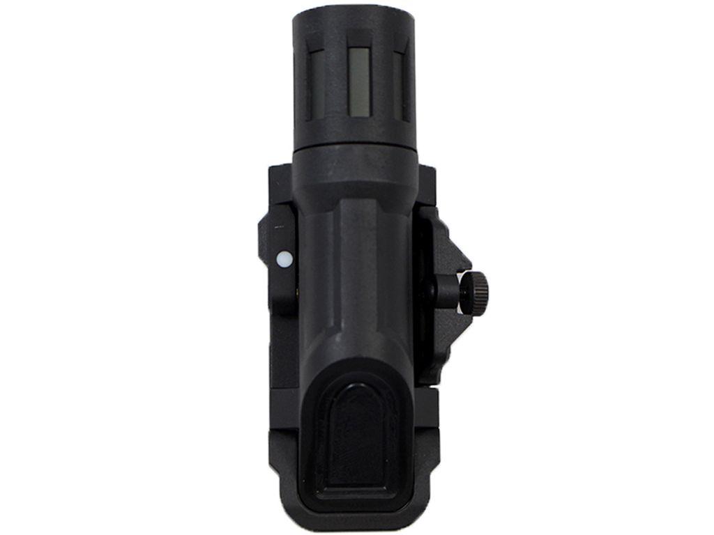 tactical weapon mounted flashlight |replicaairguns.ca