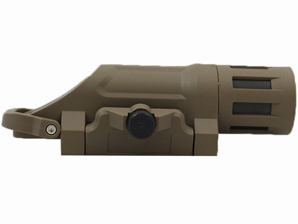 Tactical Weapon Mounted Flashlight Replicaairguns Ca