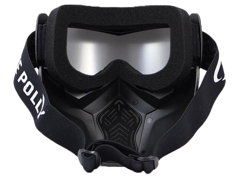 Dust Proof Full-Face Mask