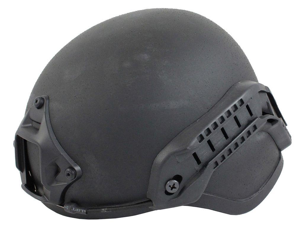 Gear Stock MICH 2000 NVG Mount Airsoft Helmet