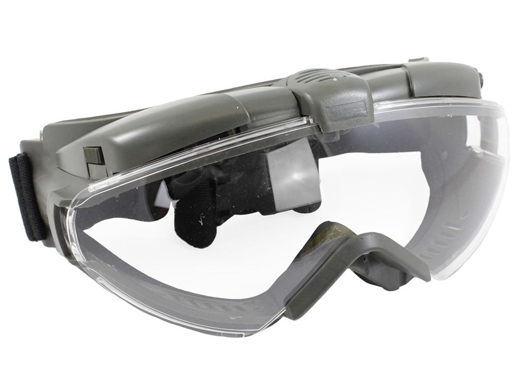 Gear Stock Aviator Fan Goggles