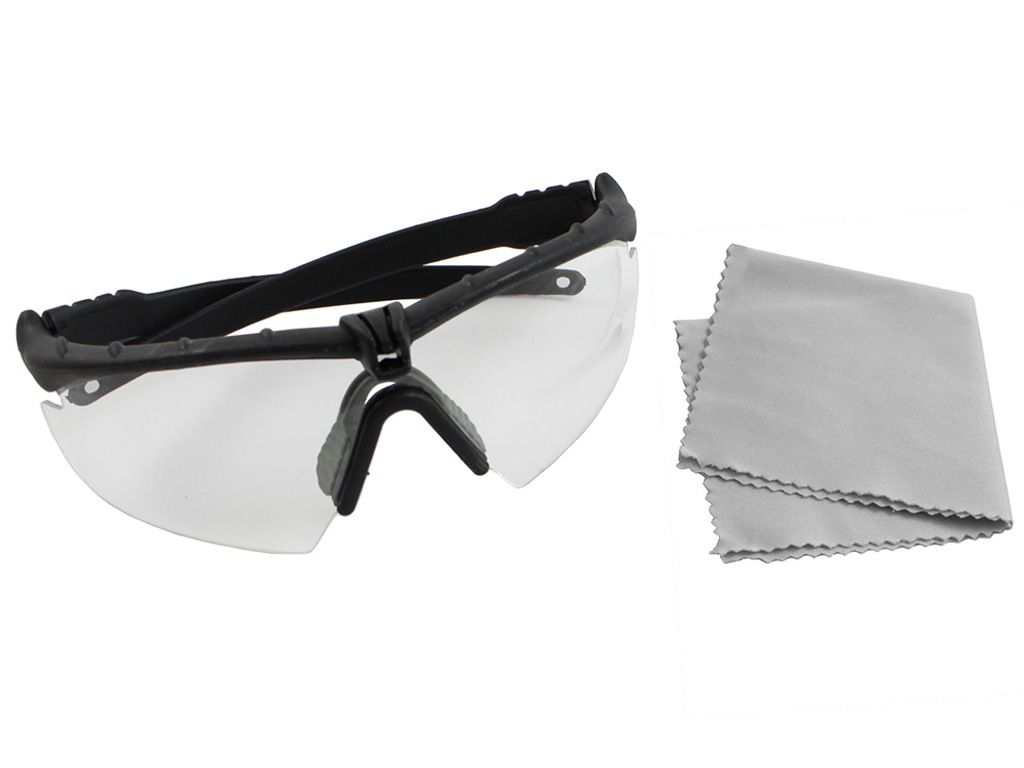 Gear Stock Airsoft Safety Glasses