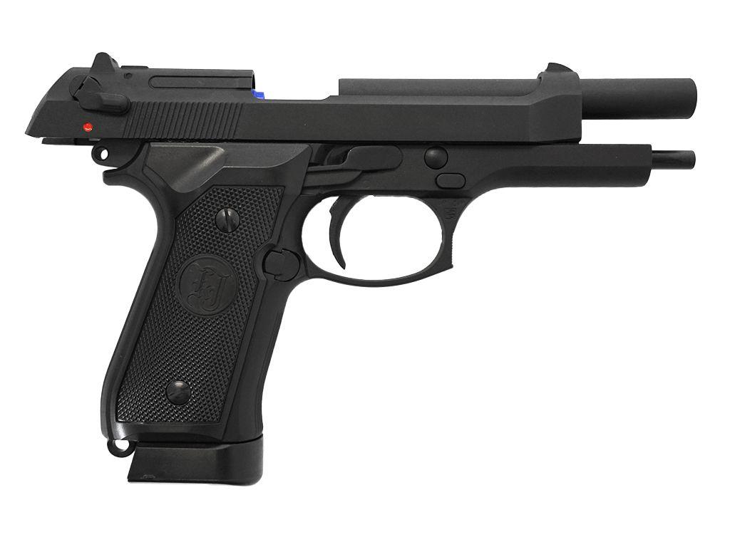 KJ Works M9 Vertec Blowback Airsoft Pistol