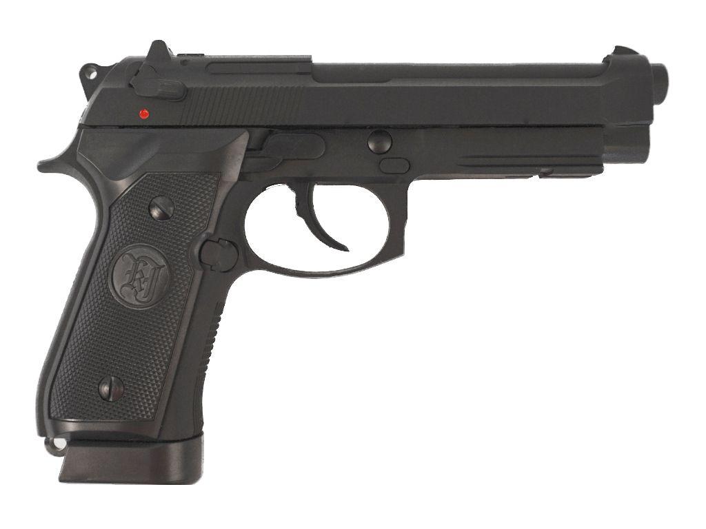 KJ Works M9A1 Airsoft Pistol CO2 Blowback |ReplicaAirguns.ca