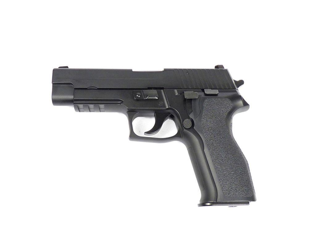 KJ Works KP01-E2 CO2 Blowback Airsoft Pistol