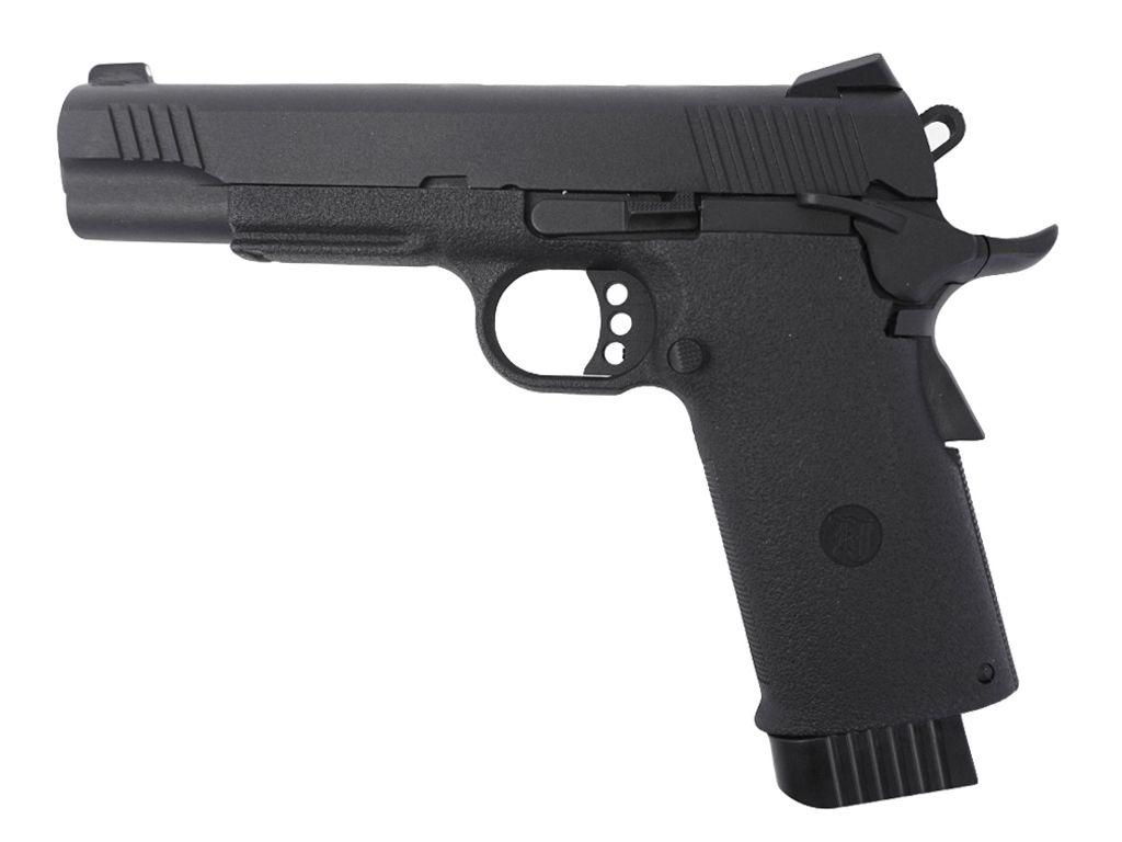 KJ Works KP-11 CO2 Blowback Airsoft Pistol