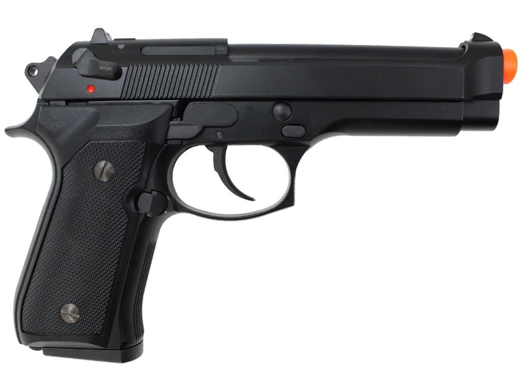 KWA M9 PTP Green Gas Blowback Airsoft Pistol