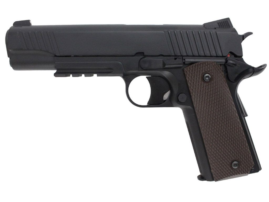 KWC CQBP M45 A1 CO2 NBB Airsoft Pistol