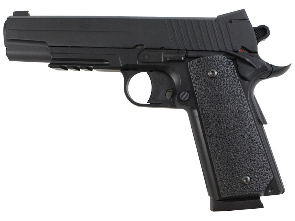 KWC 1911 GSR CO2 NBB Airsoft Pistol