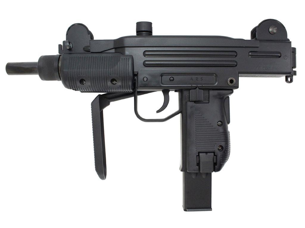 KWC Mini UZI CO2 Blowback Airsoft Pistol