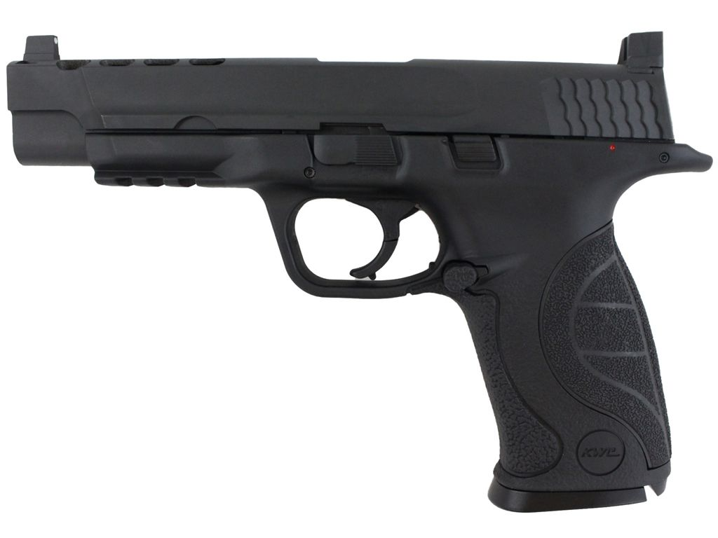 KWC MP40 Extended CO2 Blowback Airsoft Pistol