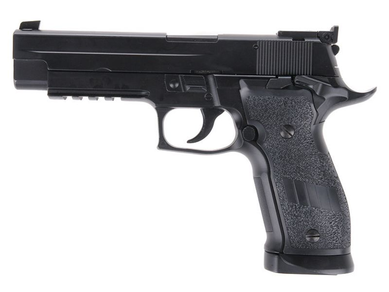 KWC P226 S5 CO2 Blowback  Airsoft Pistol