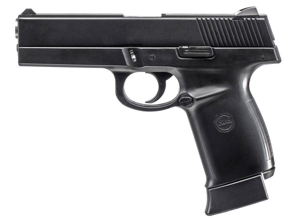 KWC SW40F Sigma Blowback BB Gun