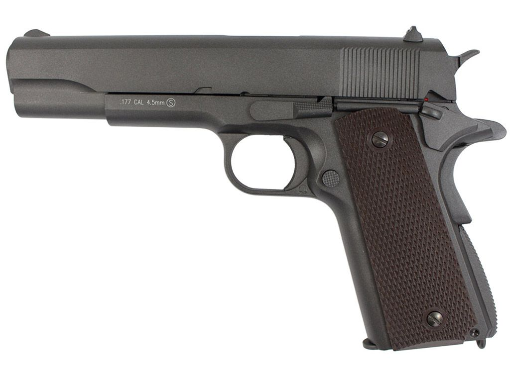 KWC 1911 Tanfoglio Blowback BB Gun