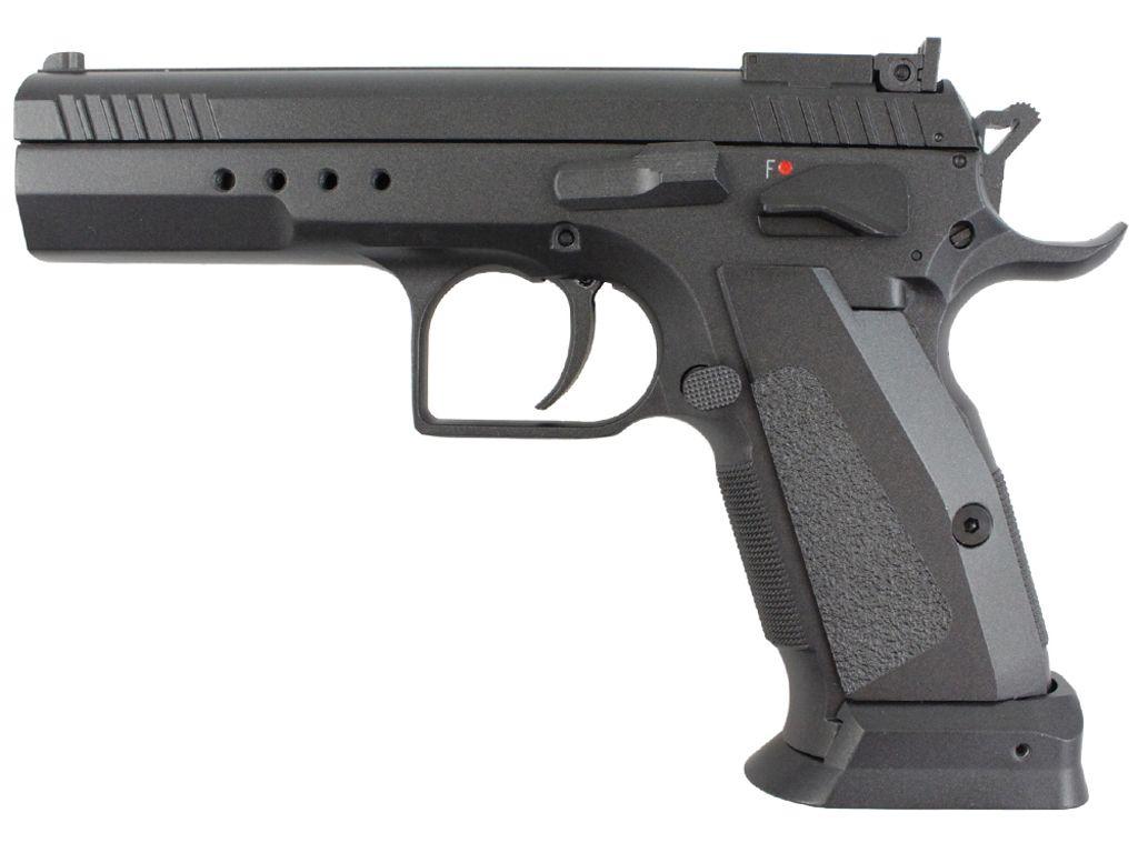 KWC 75 TAC C02 Blowback Steel BB Pistol